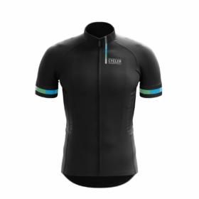 CYCLER Elite Performance Jersey Black