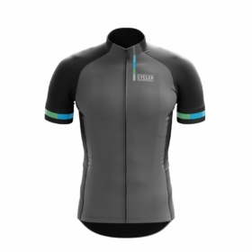 CYCLER Elite Performance Jersey Grey