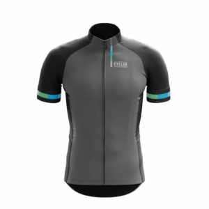 CYCLER Elite Performance Jersey Grey