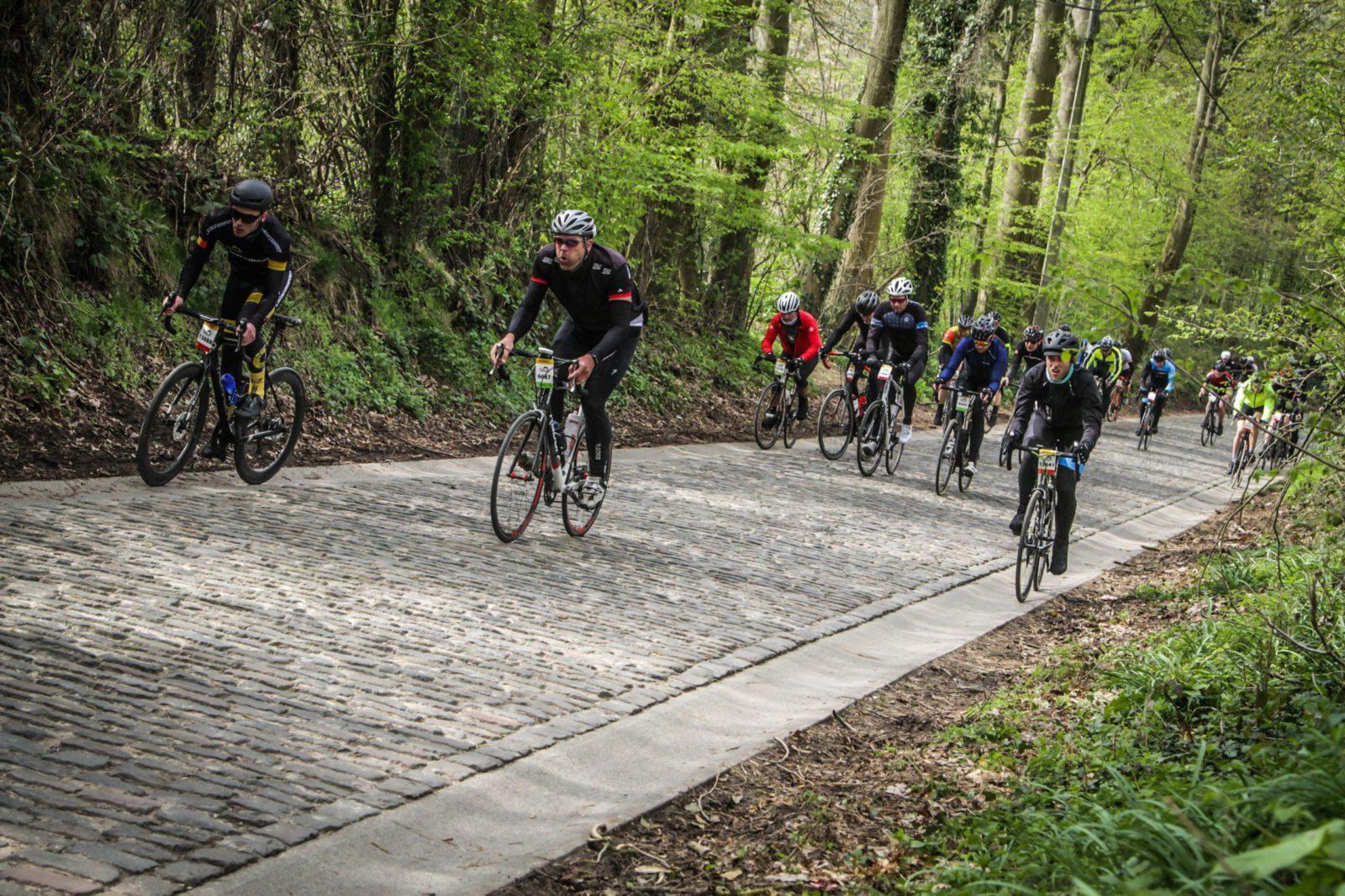 Hoe train je het best voor de Ronde van Vlaanderen Cyclo?